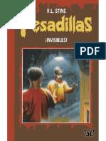 08 - Invisibles - R. L. Stine.pdf