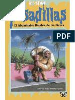 37 - El abominable hombre de las nieves - R. L. Stine.pdf