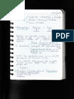 Cuaderno Notas Antropología