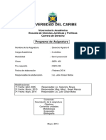Prog. Agrario II 27