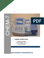 Manual Chem 7
