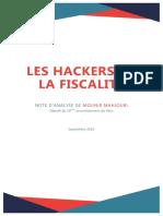 Les hackers de la fiscalité