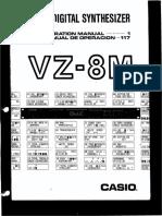 Casio VZ-8M Owners Manual.pdf