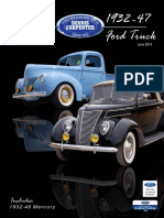 1942-48 FORD CAR /& TRUCK PARK LIGHT HOUSING RUBBER BOOT                 6A-13225