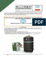 Calentador de Agua MassterCall