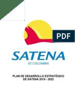 Plan estrategico de Satena