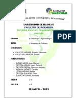 Informe Edafología