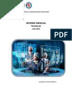 1. Informe Julio 2016 telemedicina