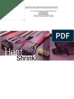 3M Heat Shrink Tubing & Sleeving Catalogue