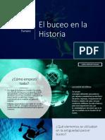 Carlos Michel Fumero- El Buceo en La Historia