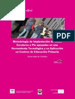 Metodología Implantación Rutas Escolares a Pie