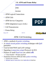 ATM, Frame Relay