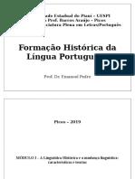 Capa Apostila - Formação Histórica da Língua Portuguesa.doc