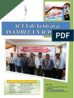 Acta Final Asamblea Nacional Ordinaria Uripa