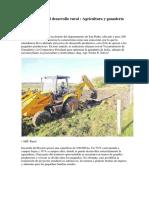 Proyectos Para El Desarrollo Rural