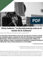 Silvia Federeci