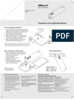 PowerPack 2600 User Manual