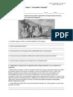 Guías de La Colonia Análisis de Fuentes (1)