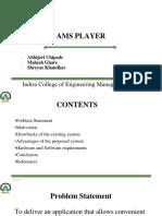 AMS Player