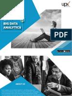 UPX Big Data Cource Sep 2019 brochure