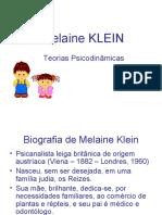 MELAINE KLEIN