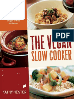Kathy Hester - The Vegan Slow Cooker