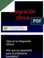 integracion clinica