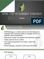 GTM Presentation Joao