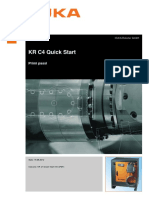 KRC4 Operating and Programming Instructions QuickStart It