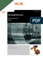 Quantec R210 R2700 Operating Instruction Fr