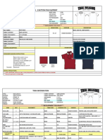 Order Specification