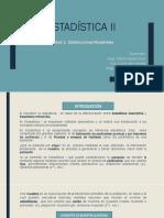 PDF Unidad 1- Distribuciones Muestrales 2019