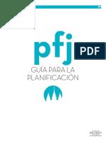 PFJ - Guía para la planificación.pdf