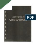 Repertório de Canto Gregoriano