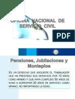 requisitos  jubilaciones en Guatemala.ppt