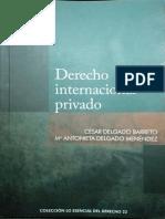 Penal internacional privado