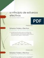 El Principio de esfuerzos efectivos.pptx