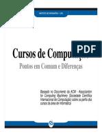 1_Cursos de Computação - Diferenças