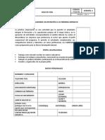 F-d.s-041 Hoja de Vida API