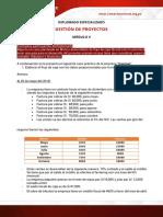 Gestión de Proyecto - Evaluación 5