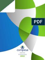 Informe Institucional Compesa 2019