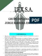 OILEX S.A. - BSC