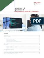 java11 Programmer Study Guide
