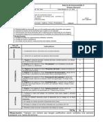 Pauta evaluación 3° PRISMA LITERARIO-
