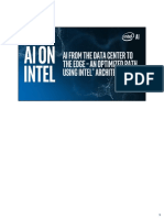 AI From the Data Center to the Edge  An Optimized Path Using Intel Architecture.pdf