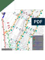 acceso y vialidad  del distrito de comas