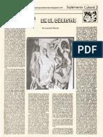 Picasso en El Cubismo_Inocente Palacios_1981