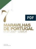 7 maravilhas portugal