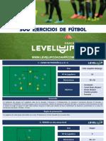 Ejercicios de Futbol