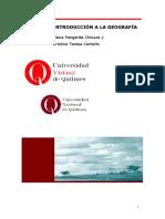 Chioza Introducción a La Geografía105521712 Universidad de Quilmes Chiozza